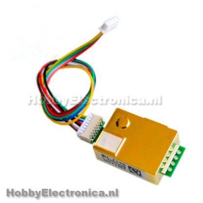 MH-Z19B CO2 sensor