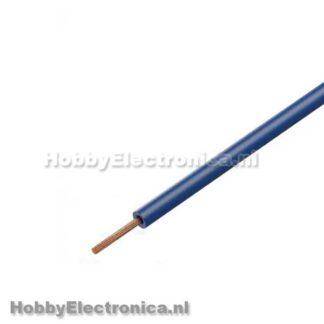 20 AWG blauw draad