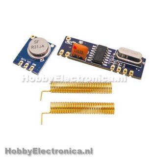 433Mhz kit STX882 SRX882