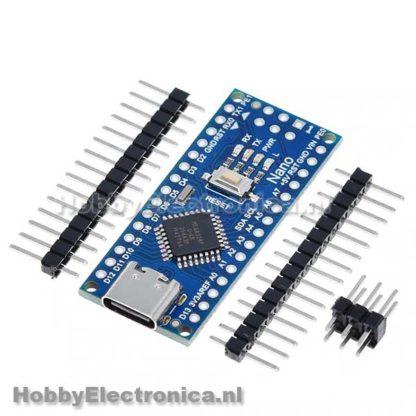 Arduino Nano Compatible CH340 usb C