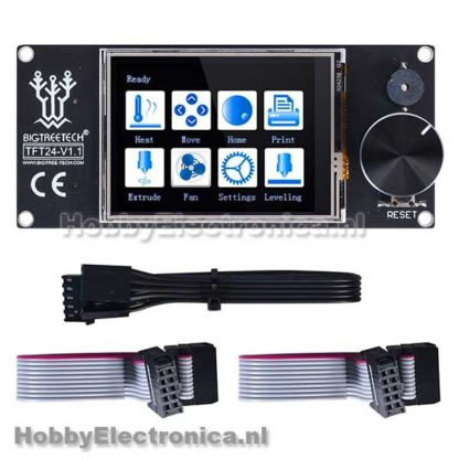 BigTreeTech TFT24 v1.1 touch screen