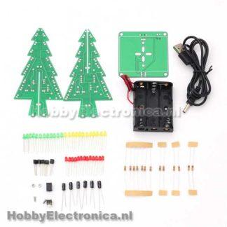 Kerstboom soldeer kit