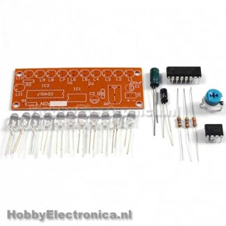 Lopende LED soldeer kit