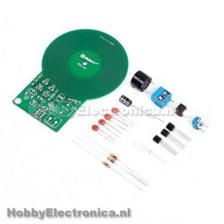 Metaal detector soldeer kit