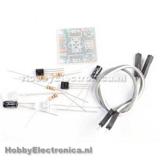 Zaklamp soldeer kit