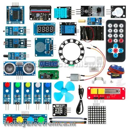Starter kit voor MicroBit